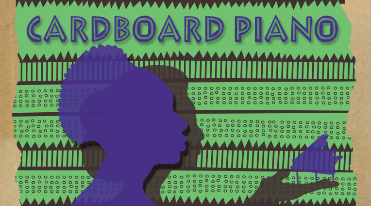 Cardboard Piano is a riveting testament to the power of the past to shape the future, and the bonds of love, family, and forgiveness.