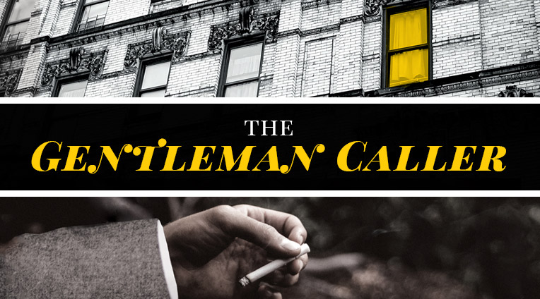 The Gentleman Caller features two icons of American theatre, Tennessee Williams and William Inge who were just two aspiring playwrights sharing a night together, shut away from the world's judgement.