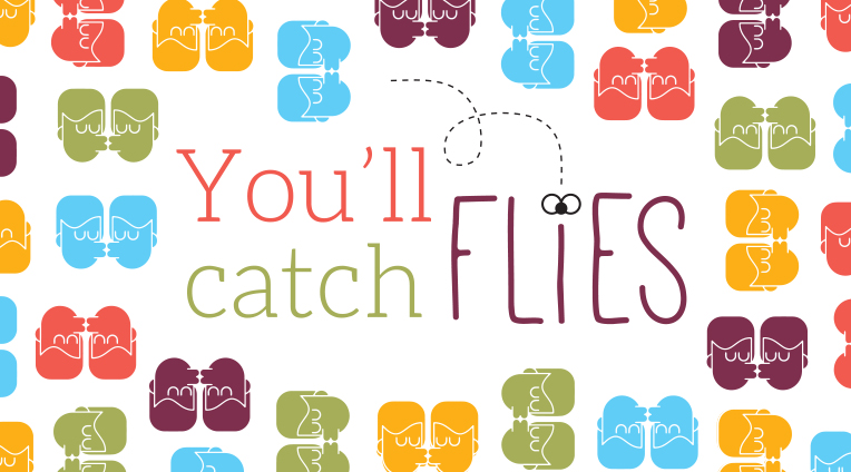 You'll Catch Flies